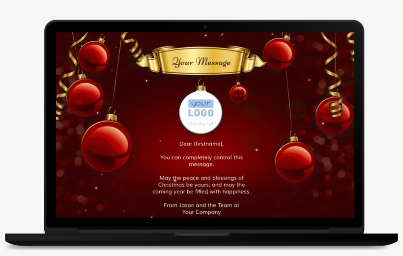 Banner Image - Christmas Company Banner, transparent png #451860