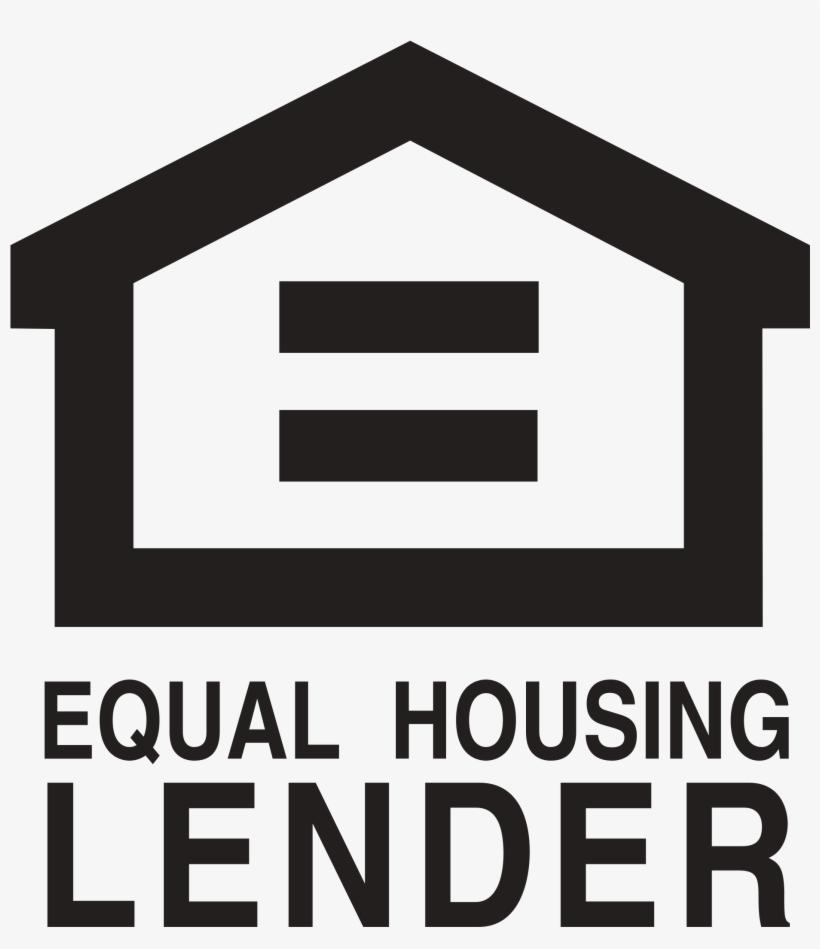 Equal Housing Lender Black Bbb - Equal Lender Logo Png, transparent png #453643