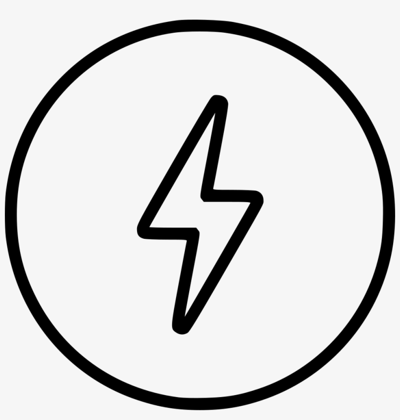 Bolt Thunder Speed Charge Energy Fast Charging Comments - Fast Charge Icon Png, transparent png #454051