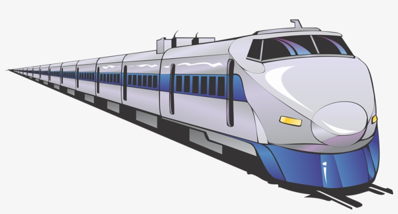 Png Download Collection Of Metro High Quality Free - Bullet Train Clip Art, transparent png #454074