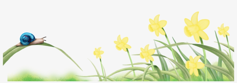 This Graphics Is Hand Drawn Cartoon Flower Decoration, transparent png #455439