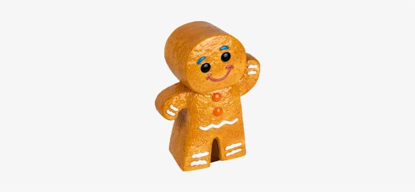 Gingerbread Man Ceramic Jar - Very Gingerbread Man Cookie Jar And Biscuits, transparent png #457019