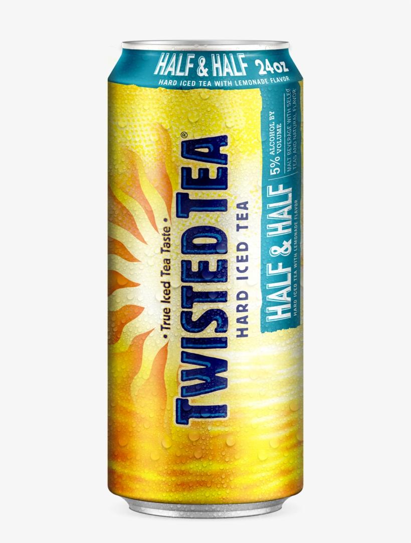 Twisted Tea Half & Half - Twisted Tea Hard Iced Tea, 12 Fl Oz, transparent png #4500165