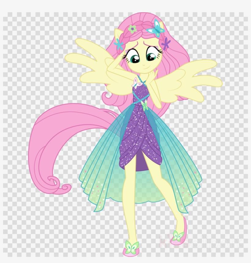 Mlp Eg Fluttershy Vector Clipart Fluttershy Applejack - Mlp Eg Fluttershy Vector, transparent png #4508346