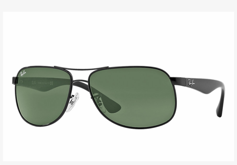 0009a946dd9 Black Sunglasses Png - Rb 3502 - Free Transparent PNG Download - PNGkey