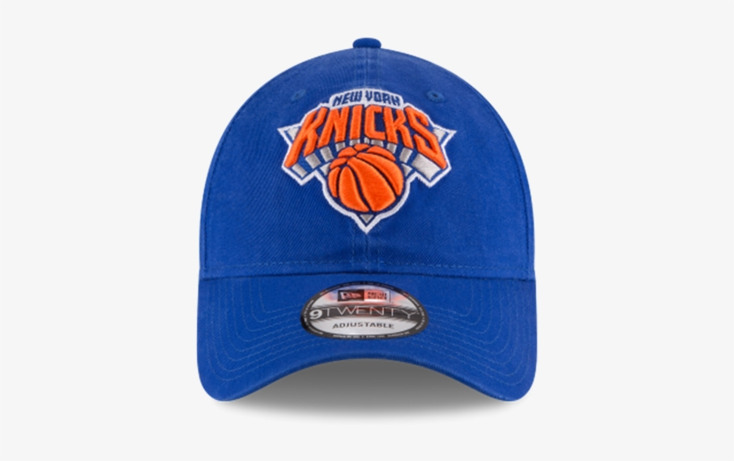 New Era New York Knicks Cap - Blue, transparent png #4513898