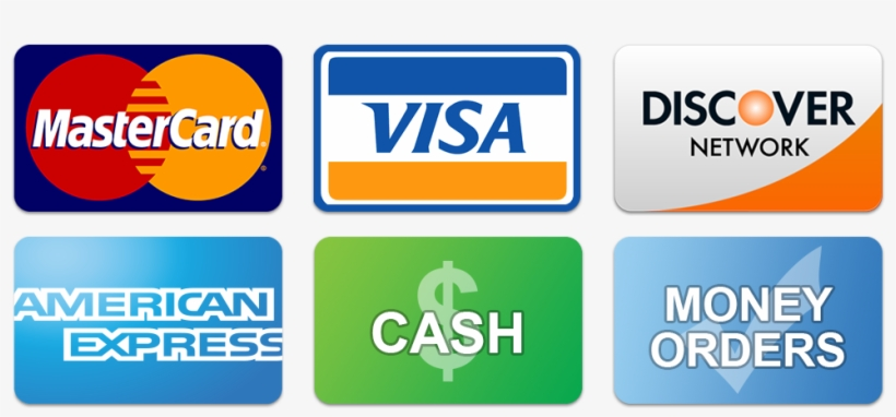 We Accept - - Visa Card Accepted Here - Free Transparent PNG