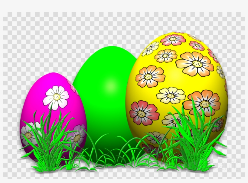 Download Paaseieren Png Clipart Easter Egg Easter Grass - Easter Coloring Book: Easter Eggs Jumbo Coloring Book, transparent png #4526804