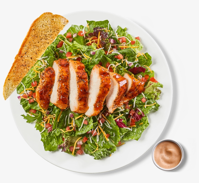 Grilled Chicken Salad Buffalo Wild Wings, transparent png #4527233