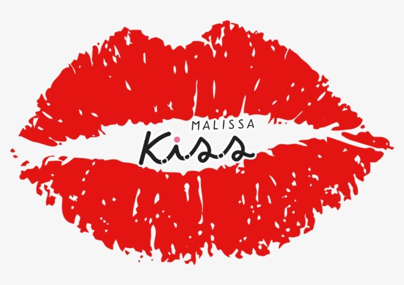 Chanel Clipart Kiss Mark - Lipstick Kiss, transparent png #4530647