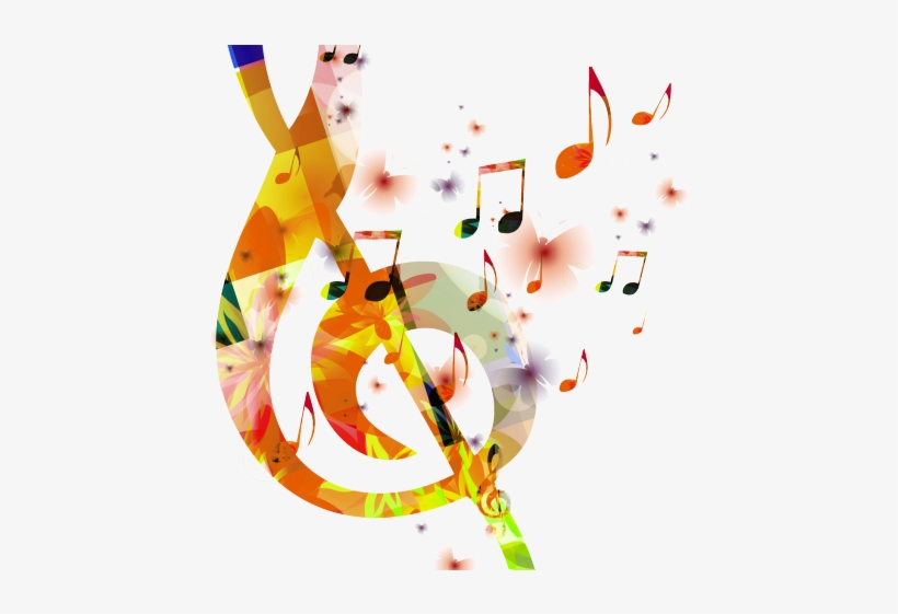 Musical Notes Png Transparent Images - Middle School General Music: The Best Part, transparent png #4545145