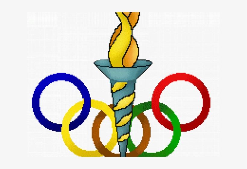 Olympic Rings Clipart - Olympic Symbol - Free Transparent ...