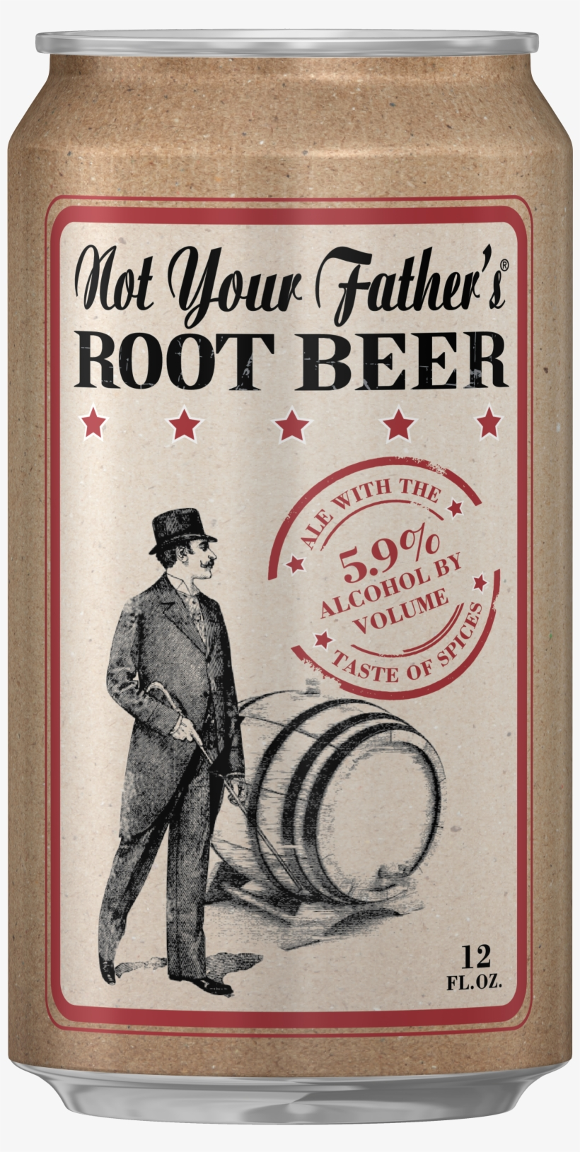 Nyfrb Pulled Pork Sandwiches - Not Your Fathers Beer, Root Beer - 16 Fl Oz, transparent png #4557348