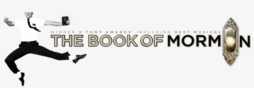 The Book Of Mormon - Book Of Mormon Movie, Volume 1:, transparent png #4557481