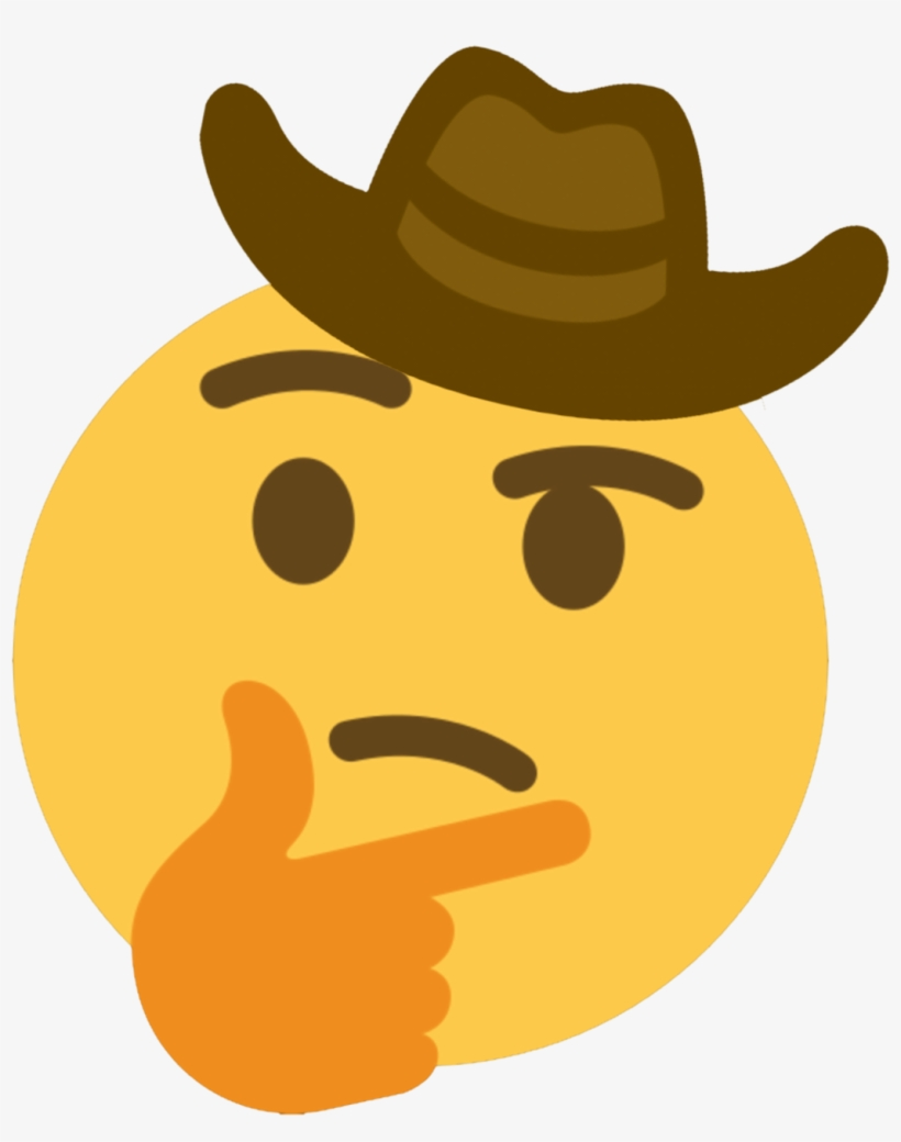 Imágenes De Cowboy Meme Emoji Sad Cowboy Meme Png Sad