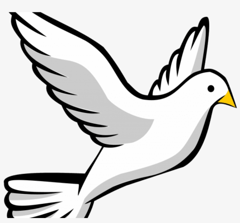 Bird Flying Clipart Clip Art Flying Bird Free Transparent Png Download Pngkey