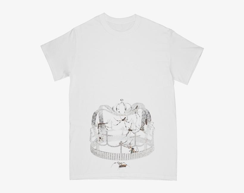 Crown Tee - $25 - - Billie Eilish You Should See Me, transparent png #4569773