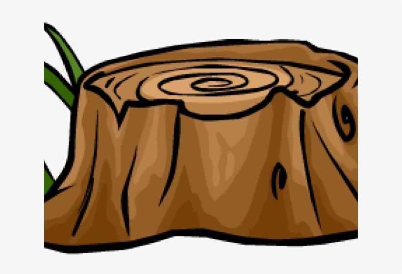 Cartoon Tree Stump Tree Stump Clipart Free Transparent Png