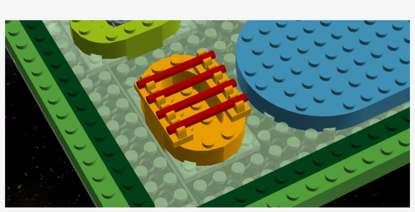 Fine Animal Cell Model Diagram Project Parts Structure Labeled Lego Wiring Cloud Tobiqorsaluggs Outletorg