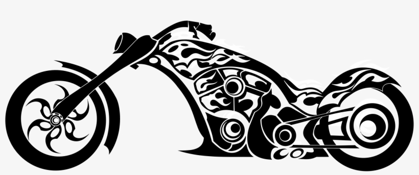 Motorcycle Clipart Transparent