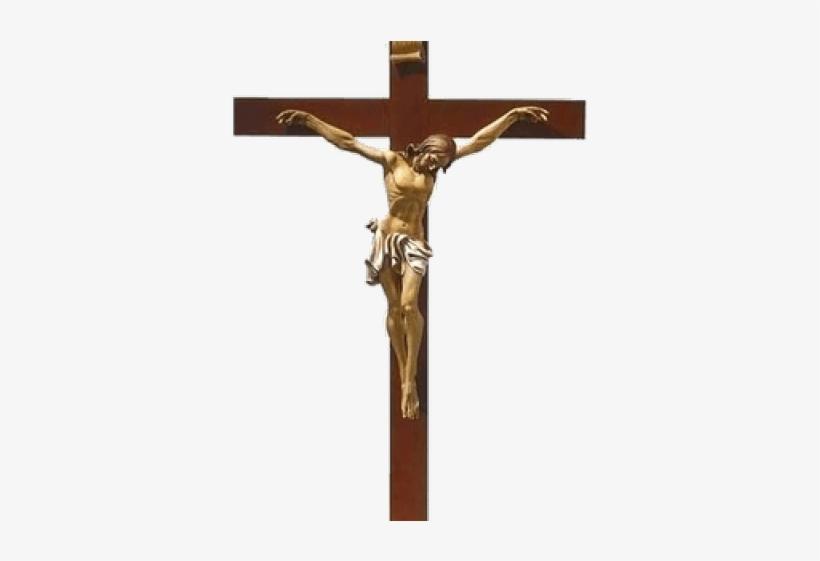 Cross Clipart Music - Roman Catholic Cross, transparent png #4579658