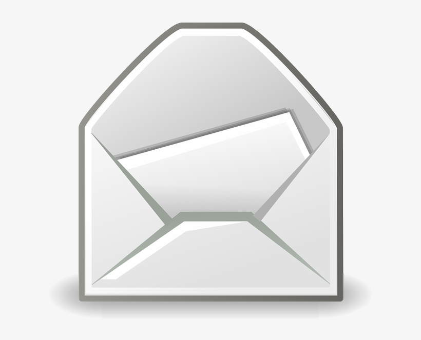 Mail, Envelope, Email, Send, Read, Open, Newsgroup - Mail Icon, transparent png #4588198
