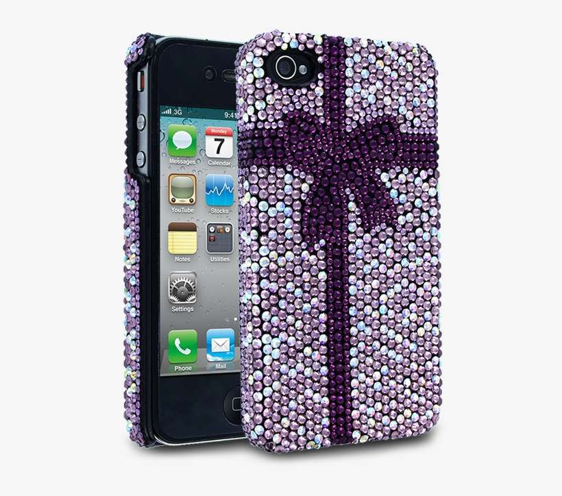 Chic Cases For Your Iphone 4s - Apple Iphone 4, transparent png #4591483