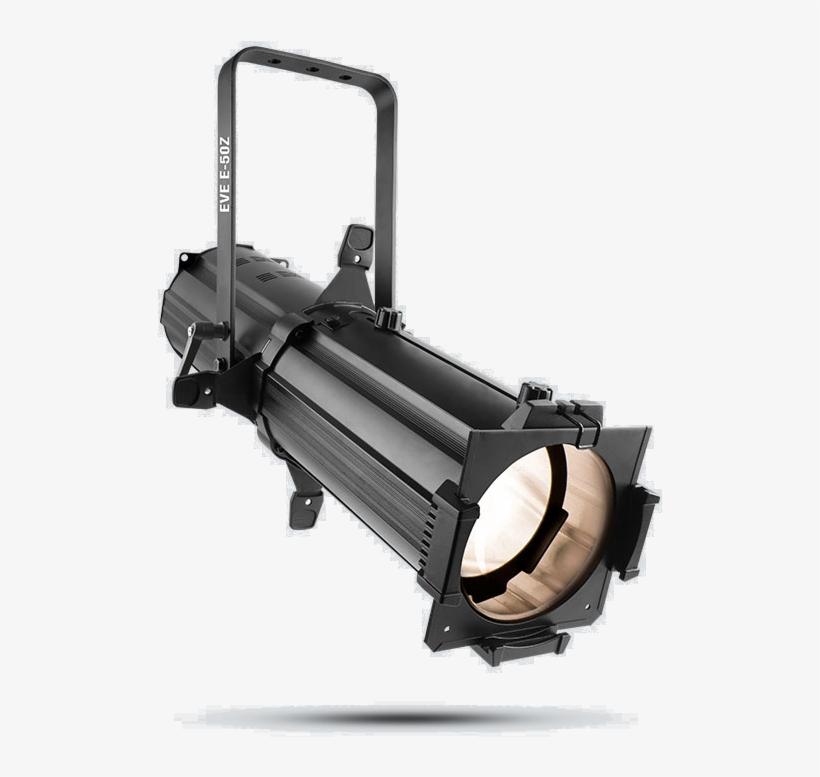 Chauvet Eve F-50z Led Fresnel Light, transparent png #4591862