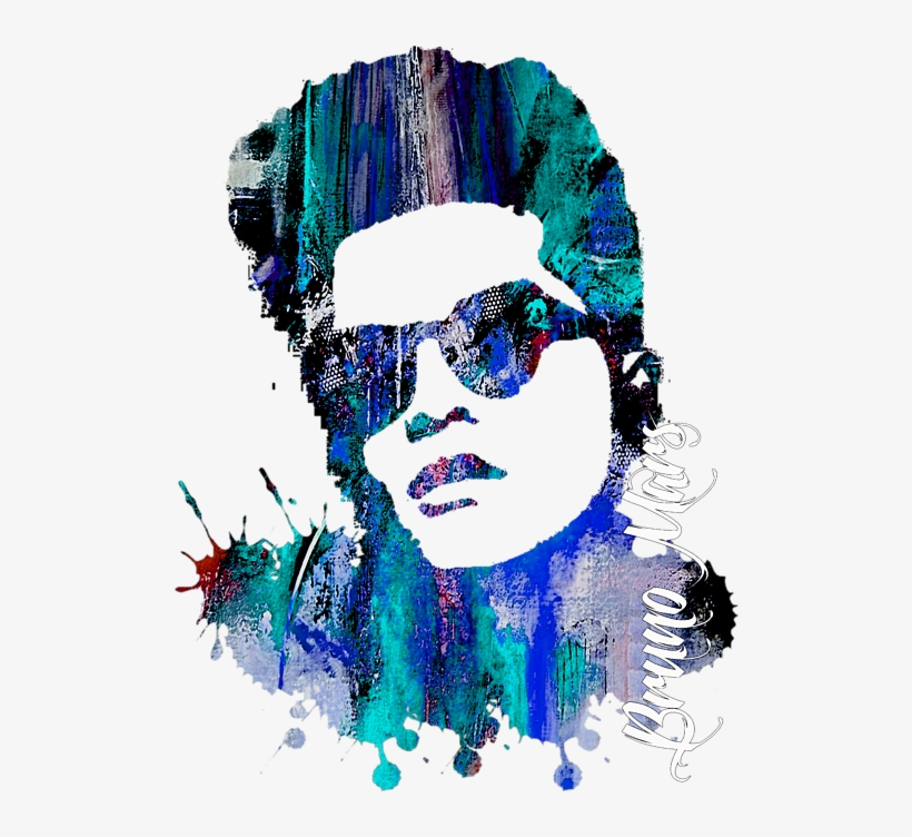 1da69478 Click And Drag To Re-position The Image, If Desired - Bruno Mars Shirts