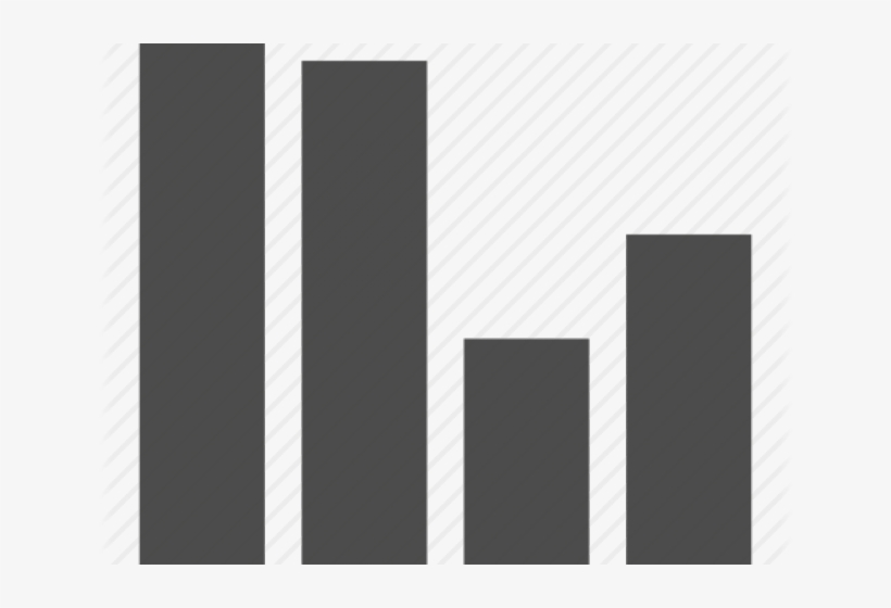 Bar Graph Icon - Icon, transparent png #4599056