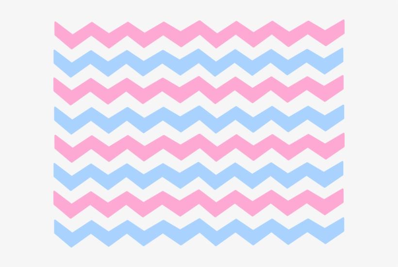 Pink Blue Chevron Clip Art At Clker - Mint Youtube Channel Art, transparent png #460701