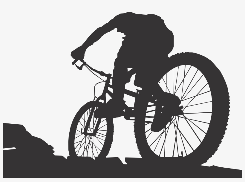 Cycle Vector Mountain Logo Bike Vector Png Free Transparent Png