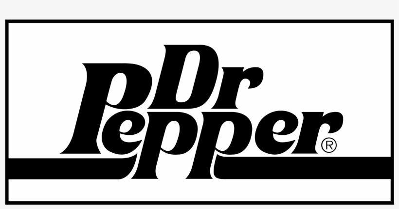Dr Pepper Logo Png Transparent - Dr Pepper, transparent png #462085