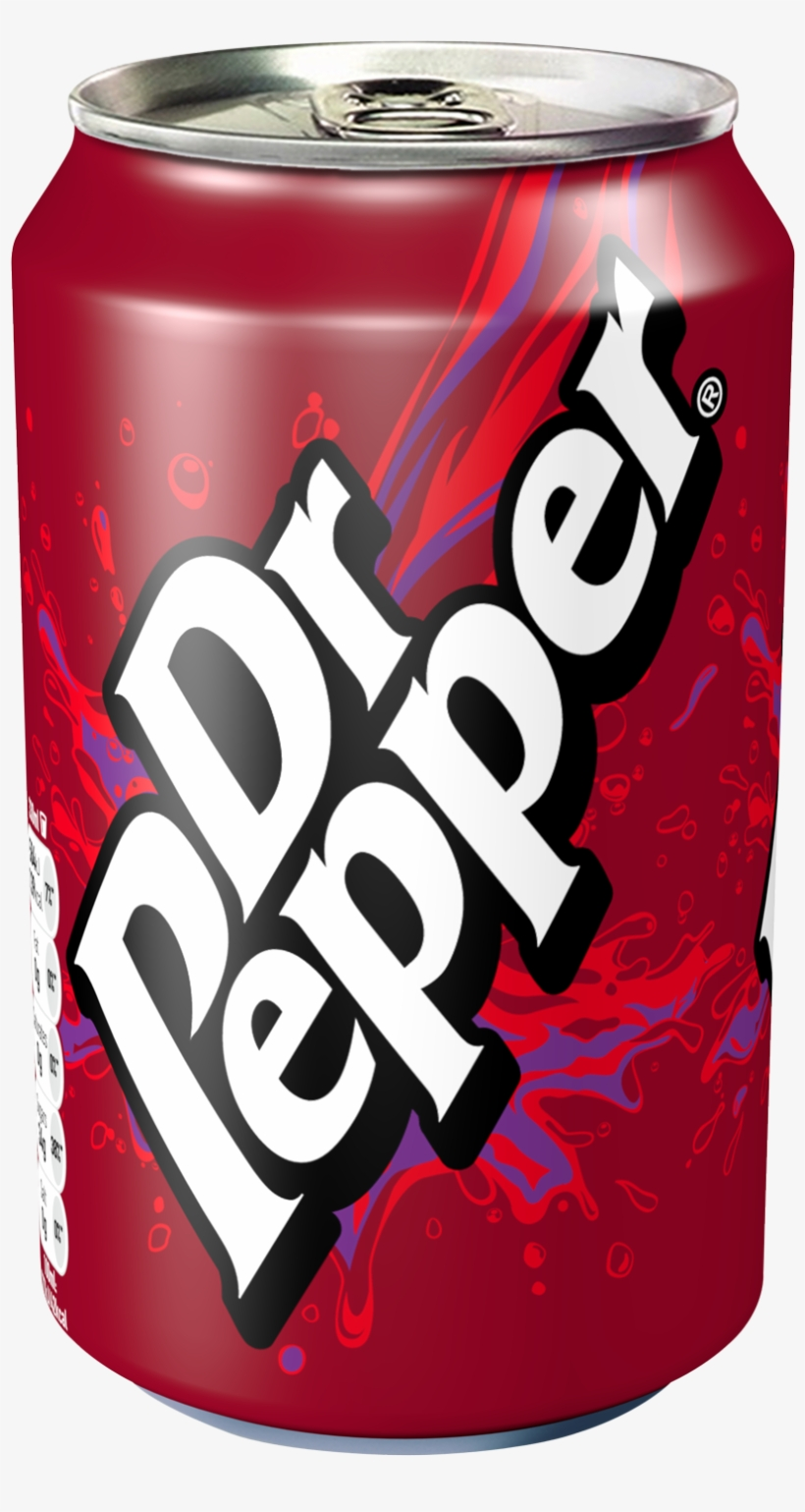 Dr Pepper 330ml Can, transparent png #462310