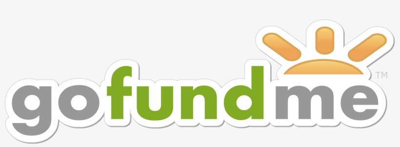 Click To Donate Go Fund Me Logo, transparent png #463154