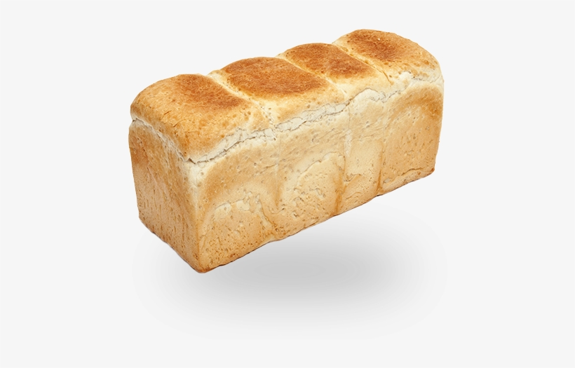 Chia White Loaf - White Loaf Of Bread, transparent png #463717