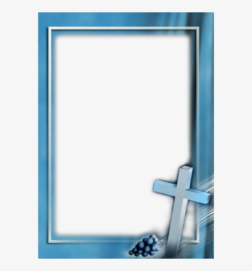 Las Imágenes De Comunión O Religiosas Que Se Te Ocurran - Marcos Para Fotos De Recordatorios, transparent png #463875
