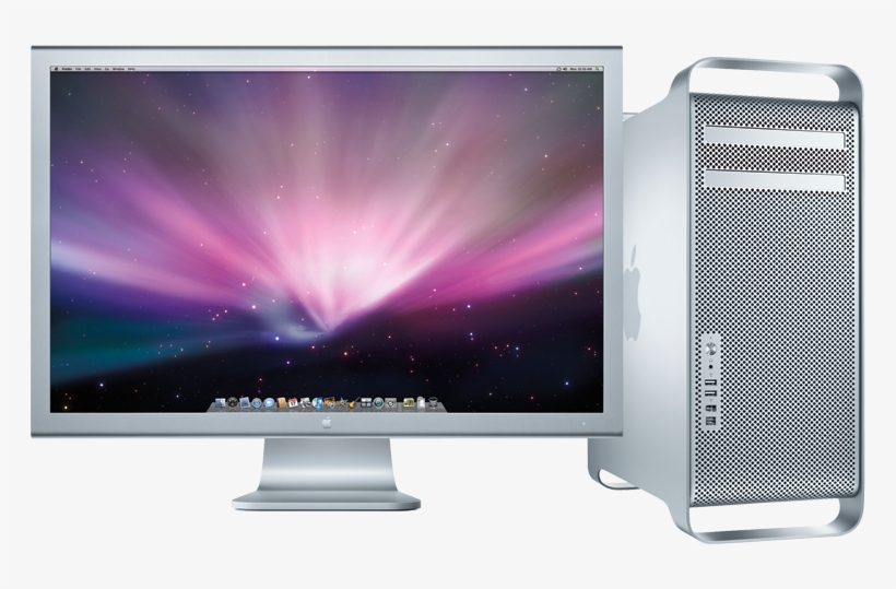 Mac Pro - Apple Mac Pro 2.4 Workstation, transparent png #464213