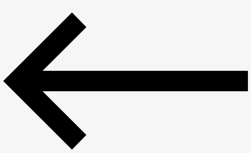 Long Arrow Left Icon - Arrow Left To Right, transparent png #466580