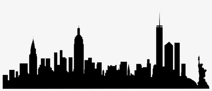 Ph 310 - 551 - - New York City Skyline Png, transparent png #466982