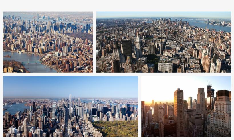 Skyline - New York City, transparent png #467356