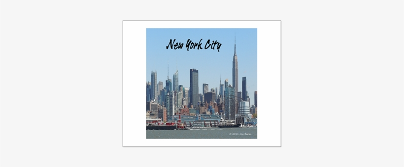 New York City Posters - New York City Note Cards, transparent png #467575