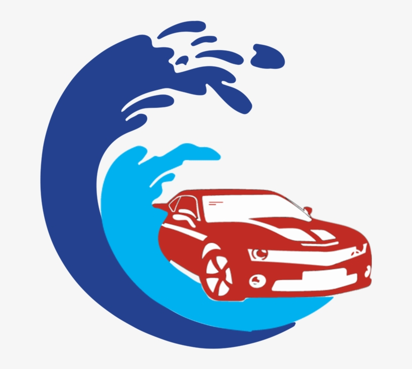 Car Wash And Car Valeting Services Liosban Industrial - Car Washing Free Vector, transparent png #469984