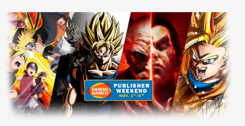 Dragon Ball Fighterz, Tekken 7, Dark Souls And More - Bandai Namco Entertainment Dragon Ball Xenoverse 2, transparent png #4606754