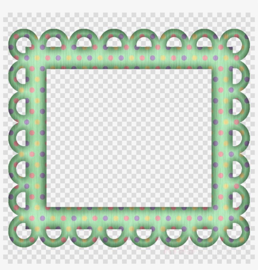 Frame Border Png Scrapbook Clipart Borders And Frames - Frame Garden Png Scrap, transparent png #4646824