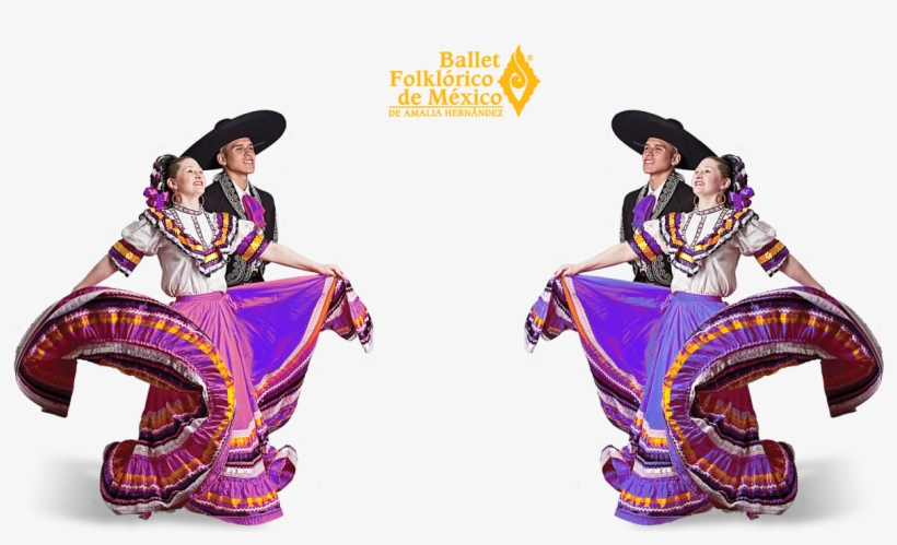 Baile Folklorico Png - Baile Folklorico De Mexico Png, transparent png #4648108