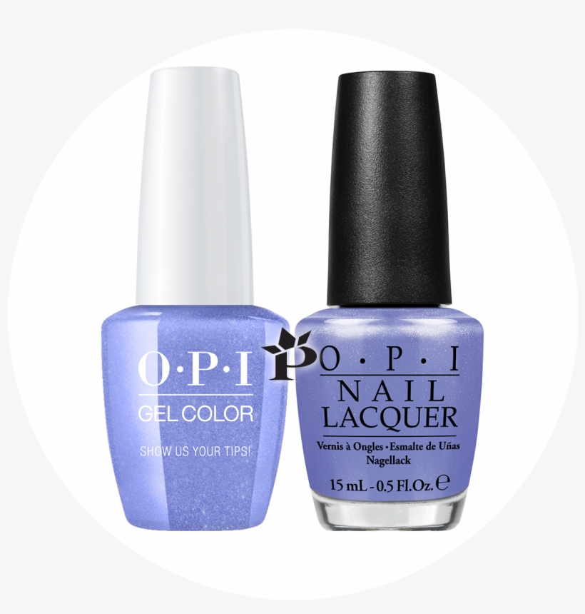 Gcn62a Nl N62 - O.p.i New Orleans Nail Polish - Show Us Your Tips, transparent png #4651621