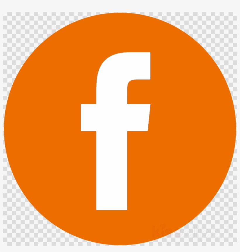 Facebook Icon Vector Png Orange Clipart Computer Icons Clipart