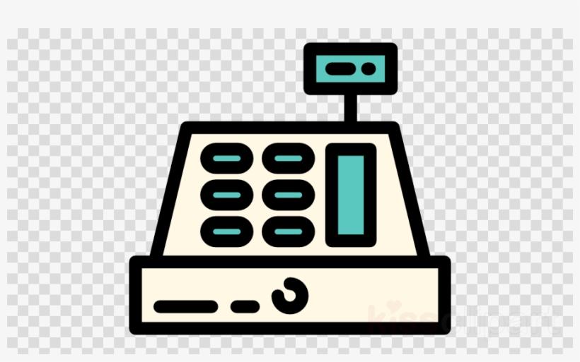 Icon Clipart Computer Icons Cash Register Clip Art - Gingerbread Man Clip Art, transparent png #4657122