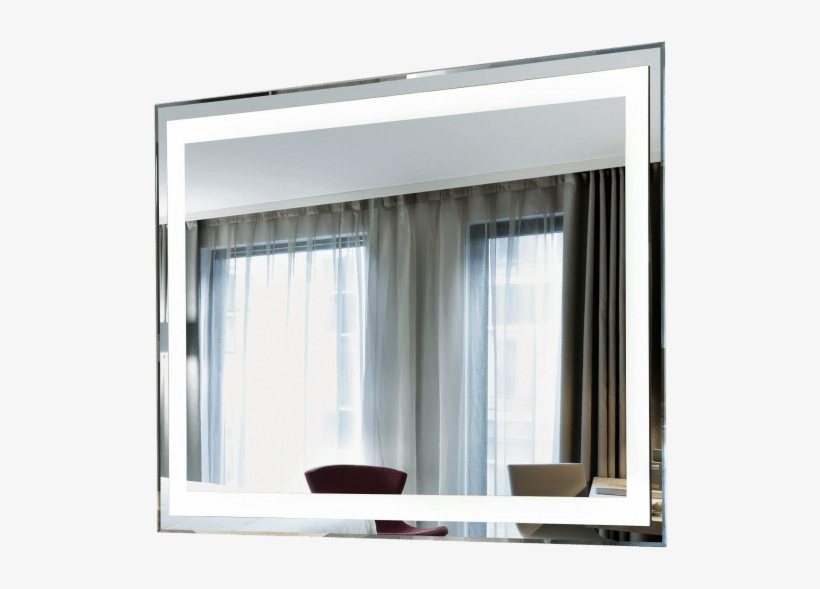 Mirrors , Medicine Cabinets, Led And More Archives - Budapest Iii Lighted Vanity Mirror Led Bathroom Mirror, transparent png #4658228